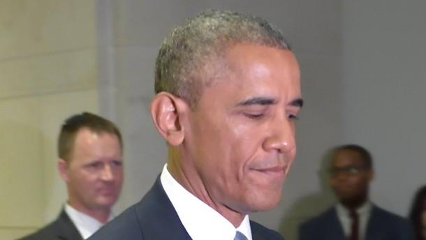 Rückschlag für Obamas Freihandelspläne