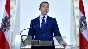 Österreichs Kanzler greift Erdogan an