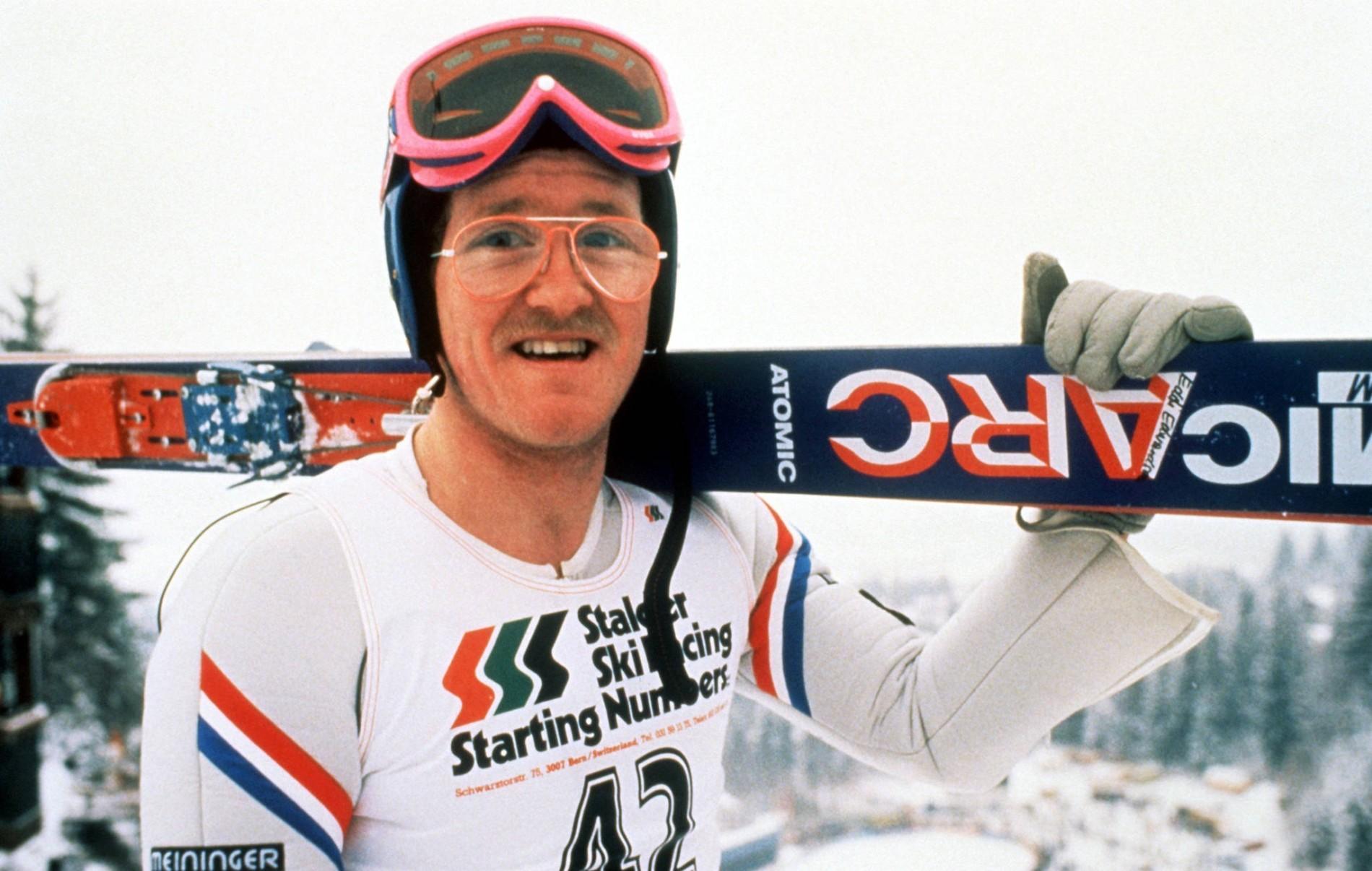 Skispringen: Eddie the Eagle kehrt zurück - Wintersport - FAZ