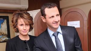 Offenbar tausende E-Mails Assads abgefangen