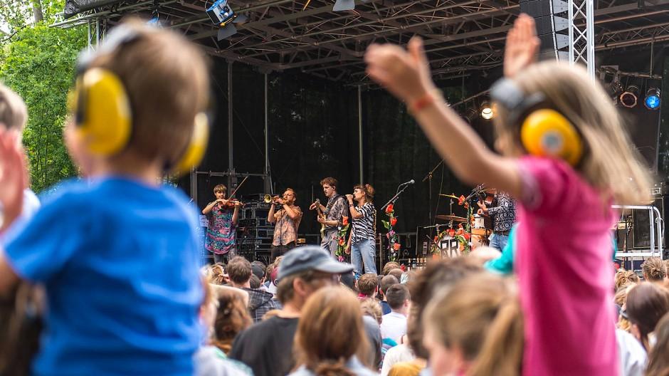 So voll wie beim Open-Ohr-Auftritt der Band RasgaRasga im Mai 2019 wird es in diesem Jahr wohl nicht werden.