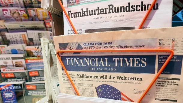 Bundesagentur sieht größte Entlassungswelle in Presse seit 1949