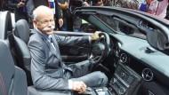 Nun gerät auch Daimler ins Visier der Amerikaner