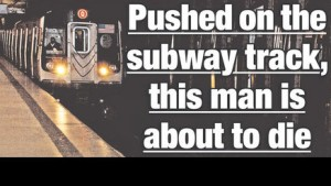 New York Post / Subway