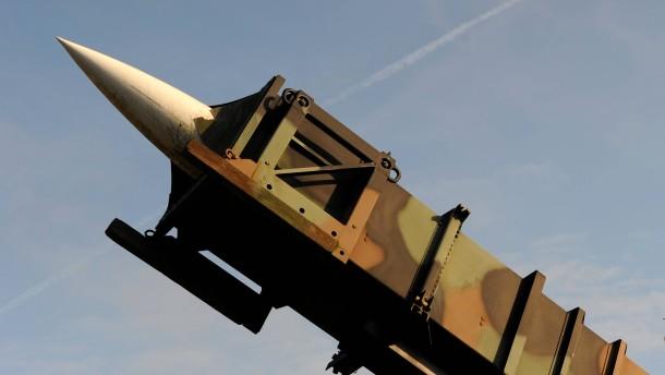 Washington schickt 200 Soldaten und Patriot-Raketen nach Saudi-Arabien