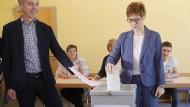 Saarländer wählen neuen Landtag
