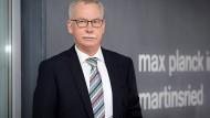 Ausgezeichnet: Der deutsche Zellbiologe Franz-Ulrich Hartl, Direktor am Max-Planck-Institut für Biochemie in München