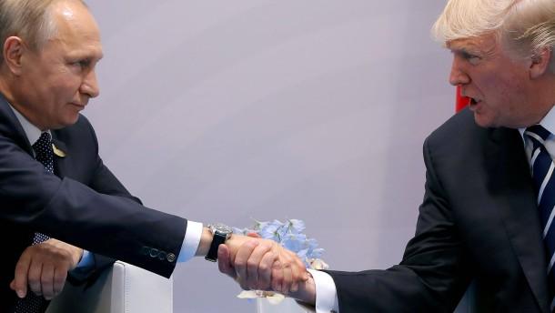 Die meisten Deutschen sind gegen Russland-Sanktionen