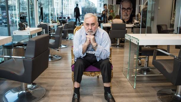 Ku'damm-Salon von Udo Walz meldet Insolvenz an
