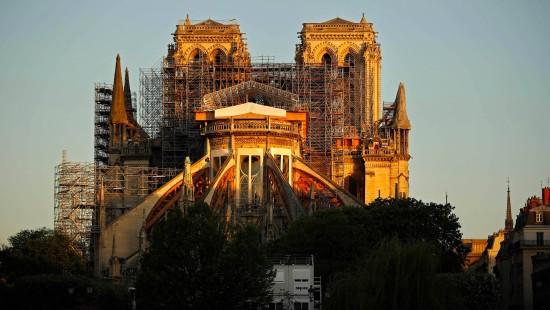 Virtueller Rundgang durch Notre-Dame