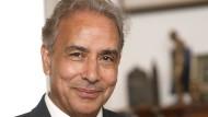 Beruhigendes Lächeln: Dr. Ibrahim Abouleish