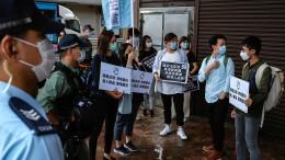 """""""Der traurigste Tag in der Hongkonger Geschichte"""""""