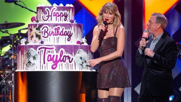 Taylor Swift überrascht Fans mit neuem Album