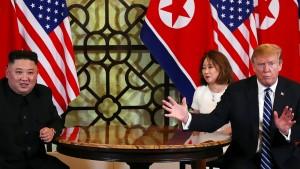 Trumps Geschenk an Nordkoreas Machthaber
