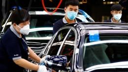 Daimler kauft sich bei Farasis ein