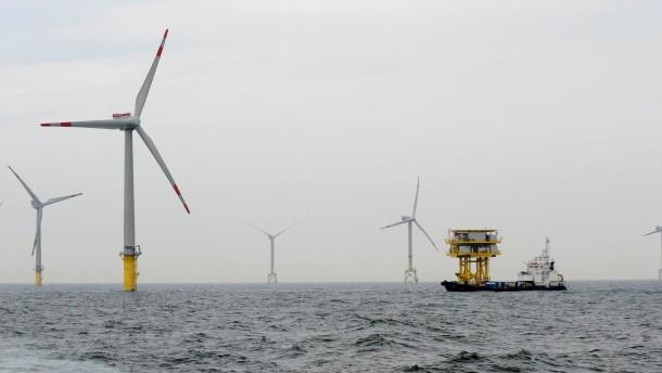 """Offshore-Windpark """"alpha ventus"""" liefert mehr Strom als erwartet"""