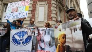 Saudi-Arabien liefert Verdächtige nicht aus