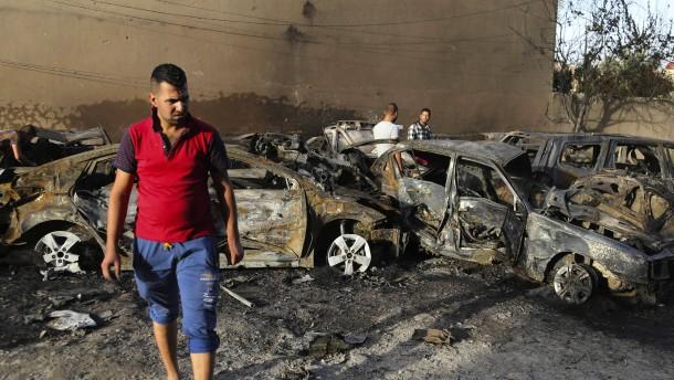 Mindestens 35 Tote bei Anschlägen in Bagdad