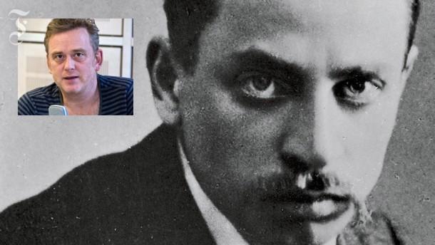 """Thomas Huber liest """"Wie die Vögel"""" von Rainer Maria Rilke"""