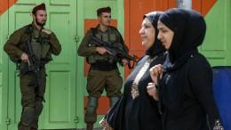 Israel will neues jüdisches Viertel in die Altstadt von Hebron bauen