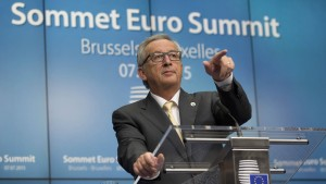 EU erklärt Sonntag zum Tag der Entscheidung