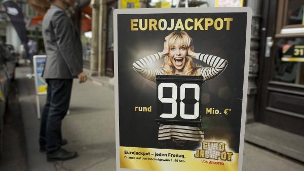 eurojackpot jackpot aktuell