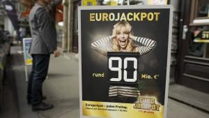 Baden-Württemberger gewinnt 90 Millionen Euro im Lotto