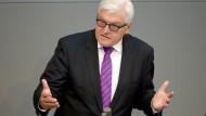 Steinmeier verteidigt deutsche Ukraine-Politik