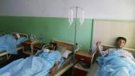 Taliban bekennen sich zu Anschlägen in Afghanistan und Pakistan