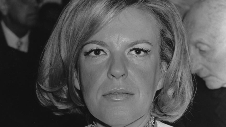 Kommt in der Autobiographie vor: die österreichische Schriftstellerin Ingeborg Bachmann