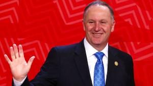 Neuseelands Regierungschef tritt überraschend zurück