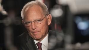 Schäuble rechtfertigt Einsatz für Merz als CDU-Chef