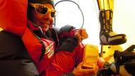 Bergsteigerin Gerlinde Kaltenbrunner schwört auf Babybrei