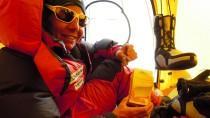 Essen und Trinken, sagt Kaltenbrunner, können beim Höhenbergsteigen über Erfolg oder Scheitern entscheiden.