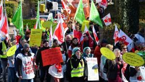 Gewerkschaften sehen keine Basis für Tarifabschluss