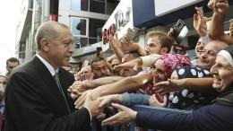Neue Strafzölle auf türkischen Stahl