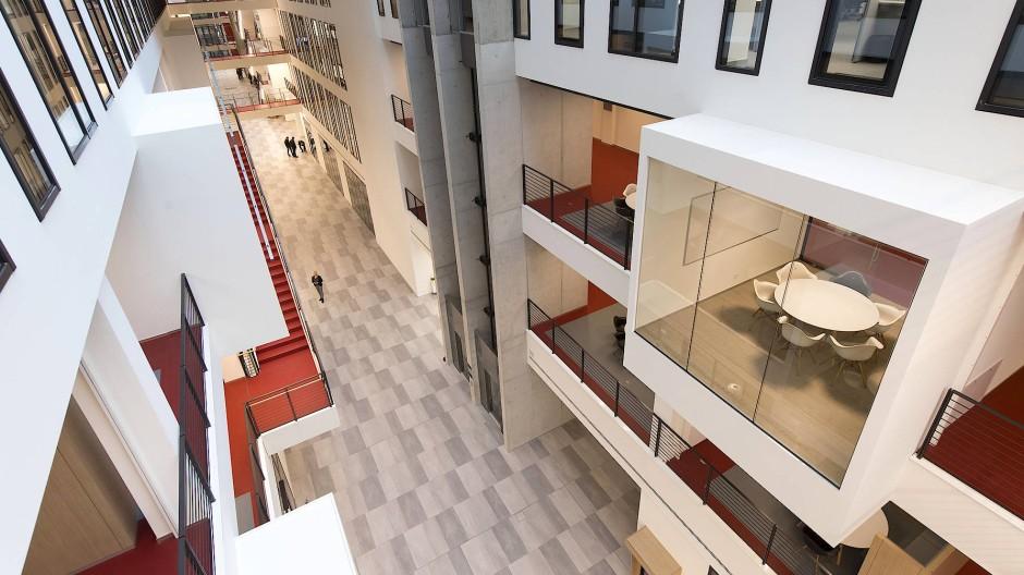 Frankfurt School of Finance: Mehr Platz auf neuem Campus