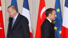 Paris zieht französischen Botschafter aus der Türkei ab
