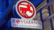 Rossmannfiliale in München