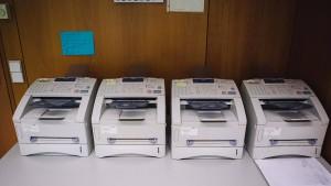 Fax schlägt E-Mail