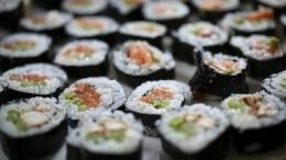 Gute Sushi in edlen Tüten