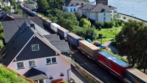 Bahn will Schienenlärm halbieren