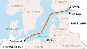 Pipeline mit Sprengkraft