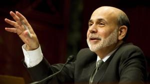 Die Botschaften von Professor Bernanke