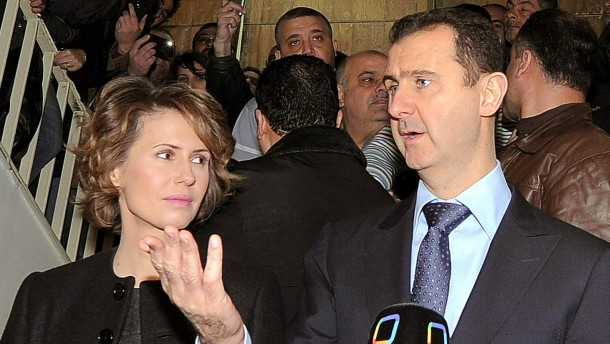 Syrians vote on a new constitution