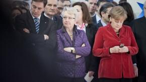 Merkel Schavan Cebit