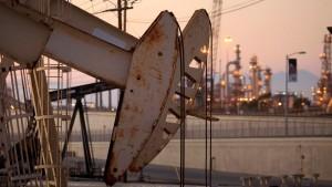 Amerika fördert mehr Erdöl als es importiert