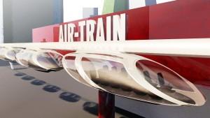 Bahnfahrt in die Zukunft