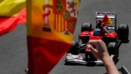 Fernando Alonso: Dank Übersicht und Hartnäckigkeit plötzlich WM-Führender