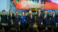 China öffnet Währung und Aktienhandel